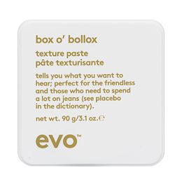 Evo Style Square Box O Bollox Texture Paste Deal 12 stk