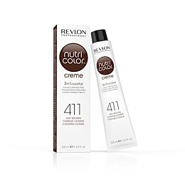 411 Brown Tube 100ml