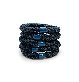 Hoops Shiny Midnight Blue 5 Pk Deal
