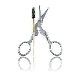Brow Shaping Scissor & Brush