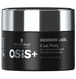 Session Label Coal Putty 65g