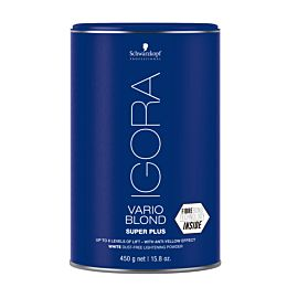 Vario Blond Super Pluss 450g (hvitt pulver)