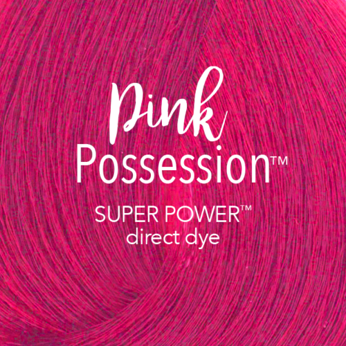 Super Power Direct Dye Pink Possession