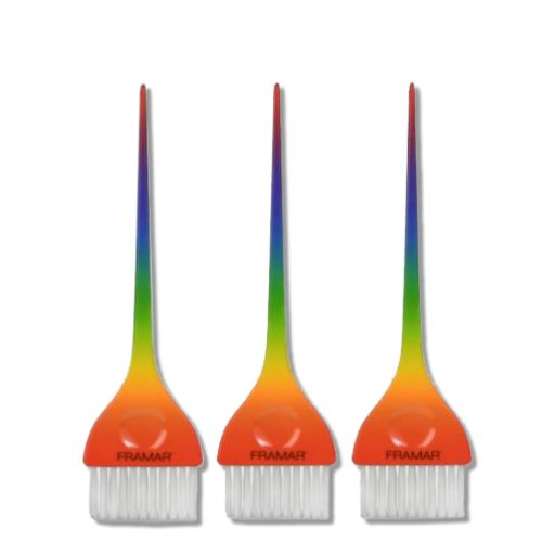 Classic All Y All Color Brush Set - 3 pk